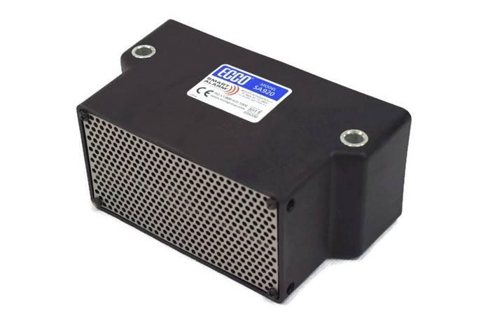 Sygnał dźwiękowy 87-112 dB(A) 12/24V