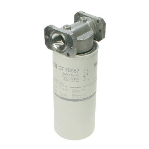 Filtr CIMTEK 70LPM 30 mikronów+filtracja wody