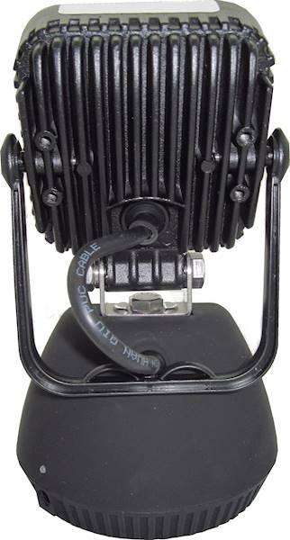 Lampa robocza led + ładowarka 230V