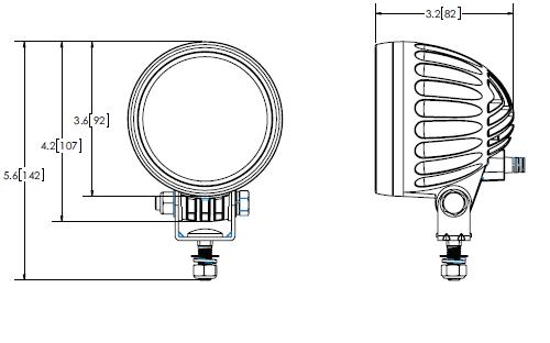 Lampa sygnalizacyjna  EW2010R