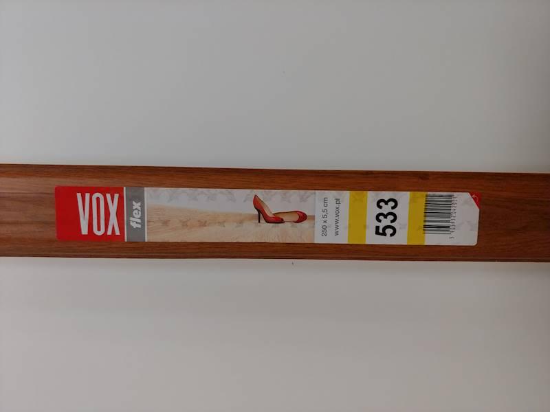 VOX Listwa przyp. 533 dł.2,5m