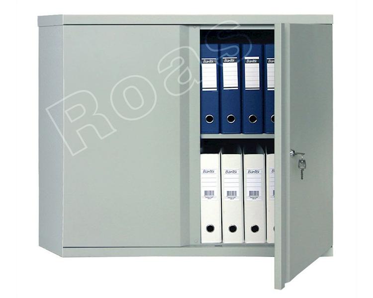 Szafa metalowa 83,2x91,5x45,8 na akta dokumenty biuro warsztat AM-0891