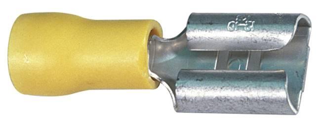 Nasuwka konektorowa izolowana 9,5-1,2--6