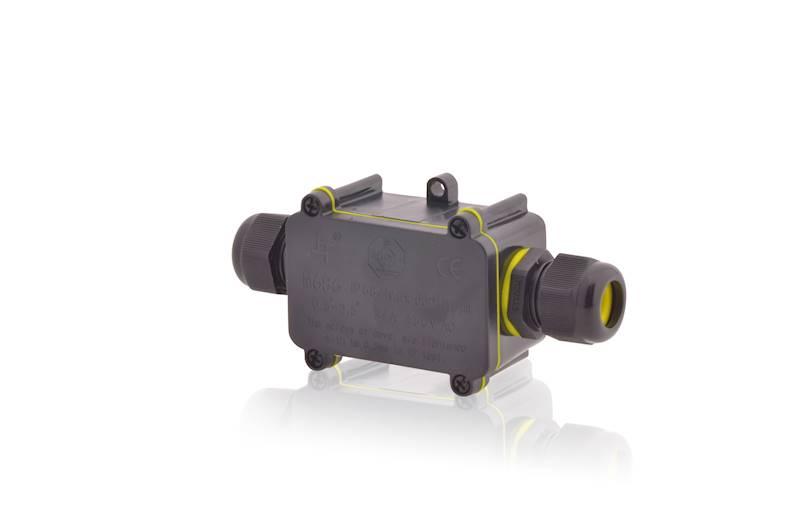 JSGH686-2 IP68 24A 450V  AC Złącze hermetyczne
