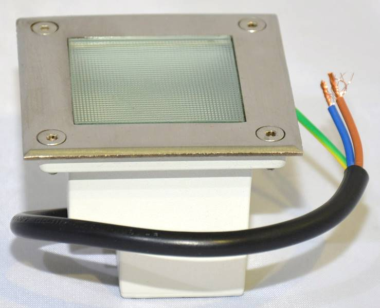 Oprawa najazdowa GRUNTS17 gruntowa lampa LED1,02W