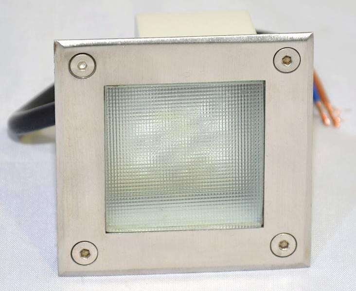 Oprawa najazdowa GRUNT S17 gruntowa lampa LED1,02W