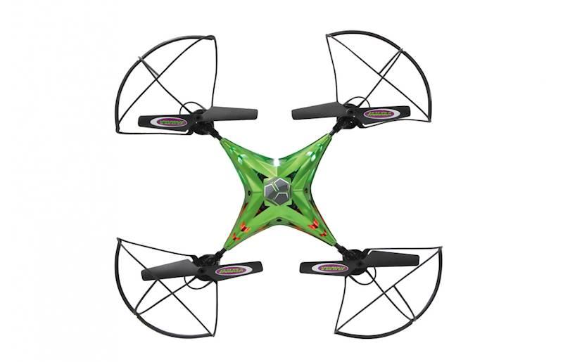 DRON CAMALU KAMERA HD powrót ZAWIS 40km/h 360° LCD
