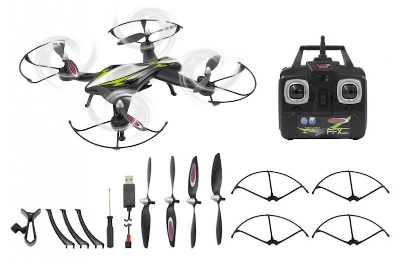 DRON F1-XVR WIFI JAMARA