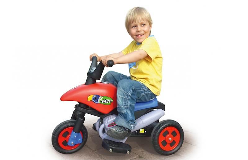 MOTOR na AKUMULATOR E-TRIKE