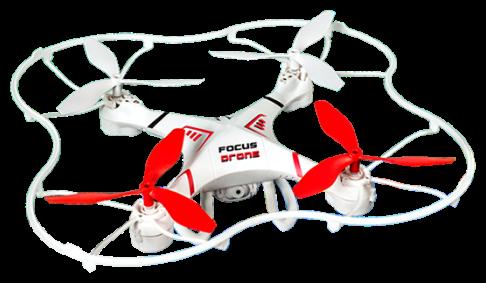 DRON FOCUS AUTOPOWRÓT
