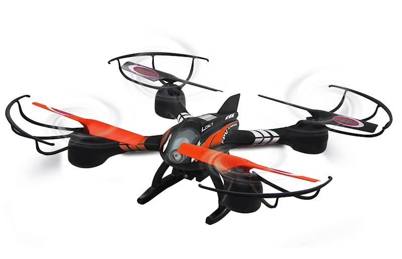 DRON LOKY FPV AHP+ 422001 37CM JAMARA