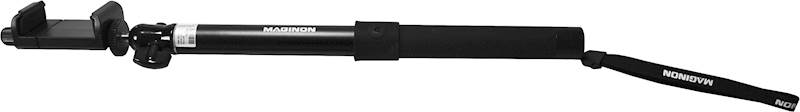 KIJEK SELFIE BLUETOOTH 102 cm MAGINON GO CZARNY
