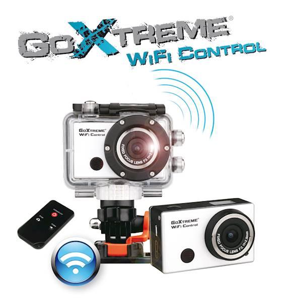 KAMERA AKCJI GoExtreme EasyPix Wifi Control