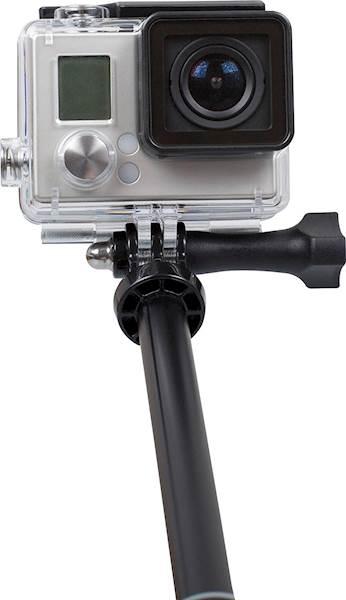 Kijek UCHWYT kamery Go Pro + aparatu foto S 585 mm