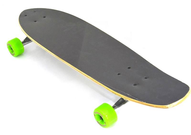 DESKOROLKA Longboard 74 cm drewno, ABEC 7,100 kg