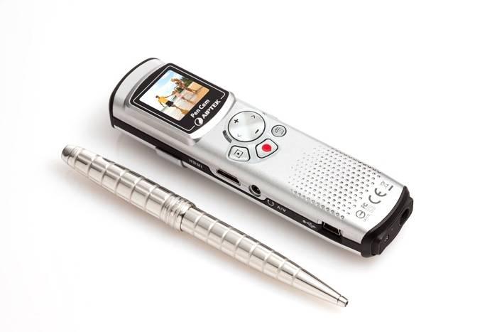 Kamera cyfrowa miniaturowa 5Mp Aiptek PenCam zoom cyfrowy 4x
