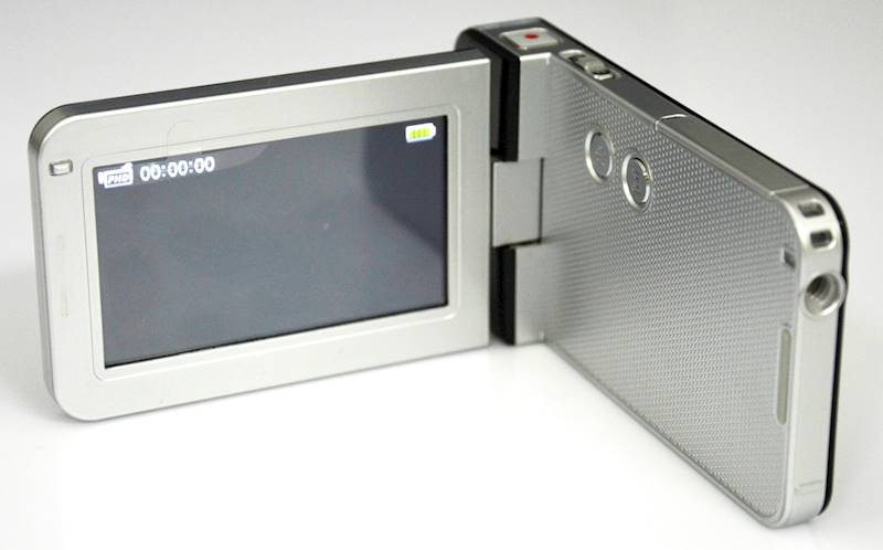 Kamera cyfrowa 5Mp TRAVELER HD SLIM 1