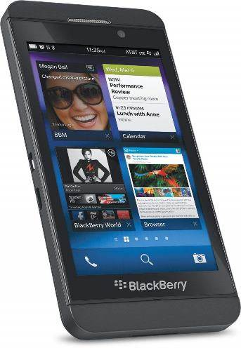 SMARTFON BlackBerry Z10 DUAL CORE 1,5GHz RAM 2GB