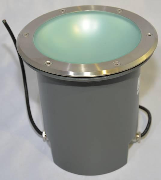 Oprawa najazdowa GRUNT G150C lampa gruntowa150W;MH
