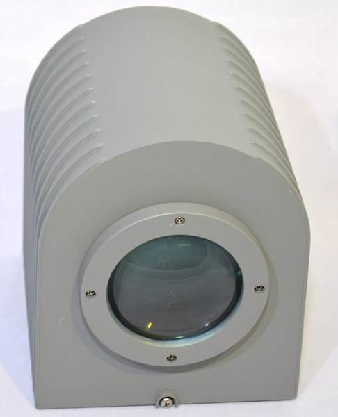 OPRAWA zewnętrzna LENSO J78VI lampa halogen100W