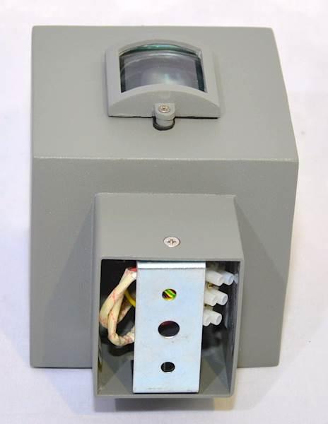 Oprawa zewnętrzna BOX SVI lampa LED E14