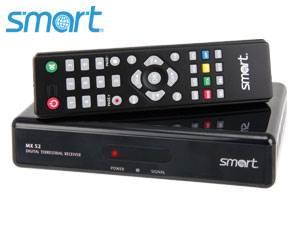 TUNER SMART MX52 + PVR DVB-T