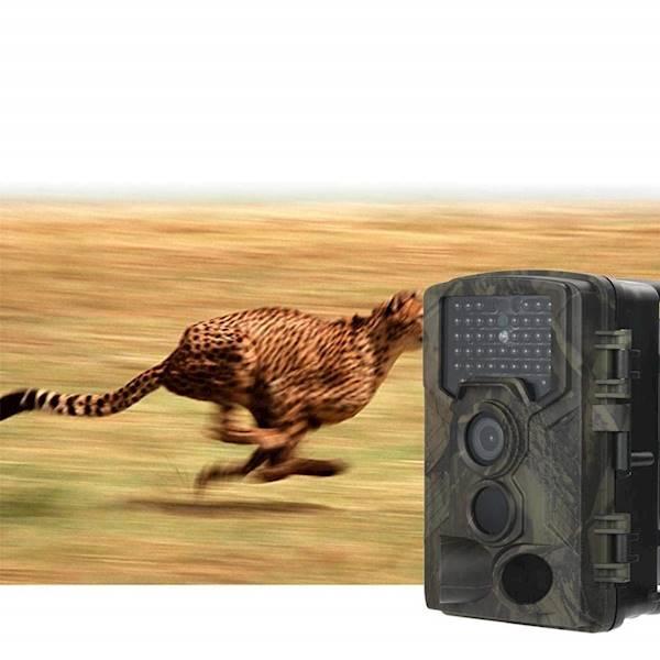 Kamera leśna fotopułapka SUNTEK HC800G 3G
