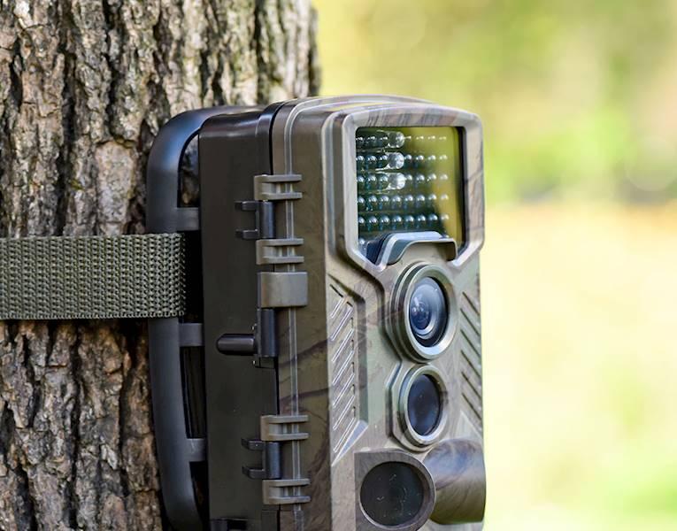 Kamera leśna fotopułapka Noktowizyjna HC800G 3G