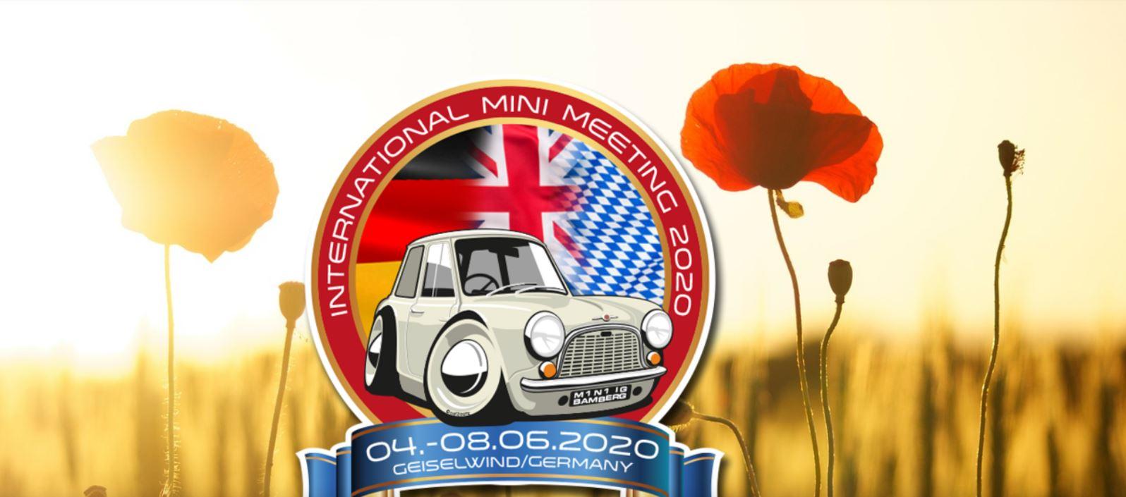 International Mini Meeting 2020