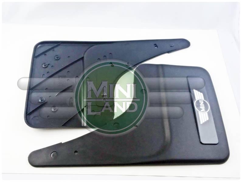 Osłona przeciwbłotna tylna - logo 'MINI' (para)