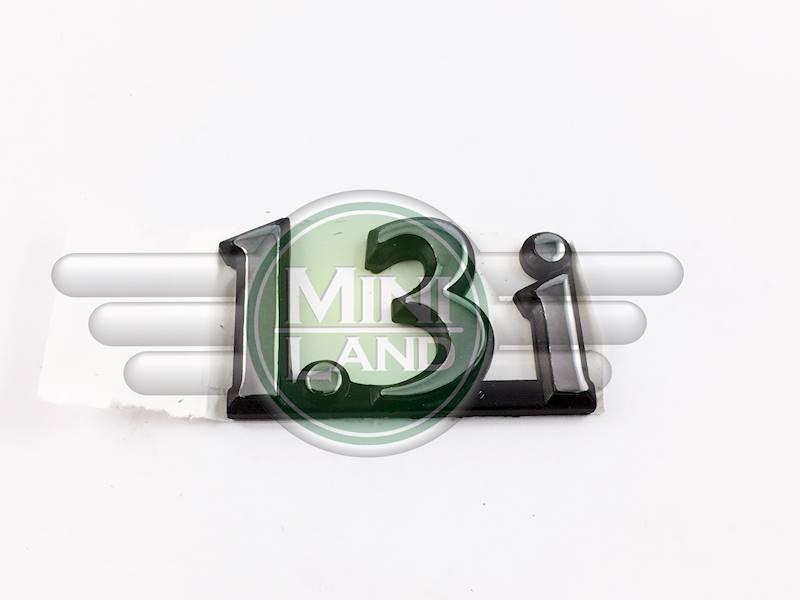 Emblemat '1,3i'