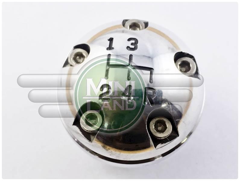 Gałka lewarka zmiany biegów - aluminiowa