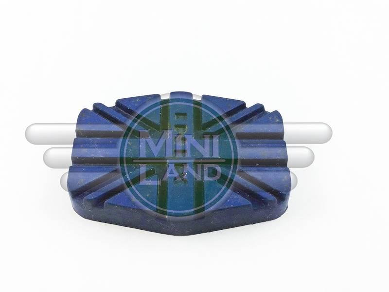 Nakładka pedału sprzęgła/hamulca - niebieska (Mk3)