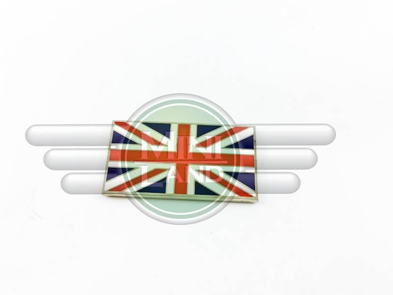 Emblemat naklejany 'UNION JACK'