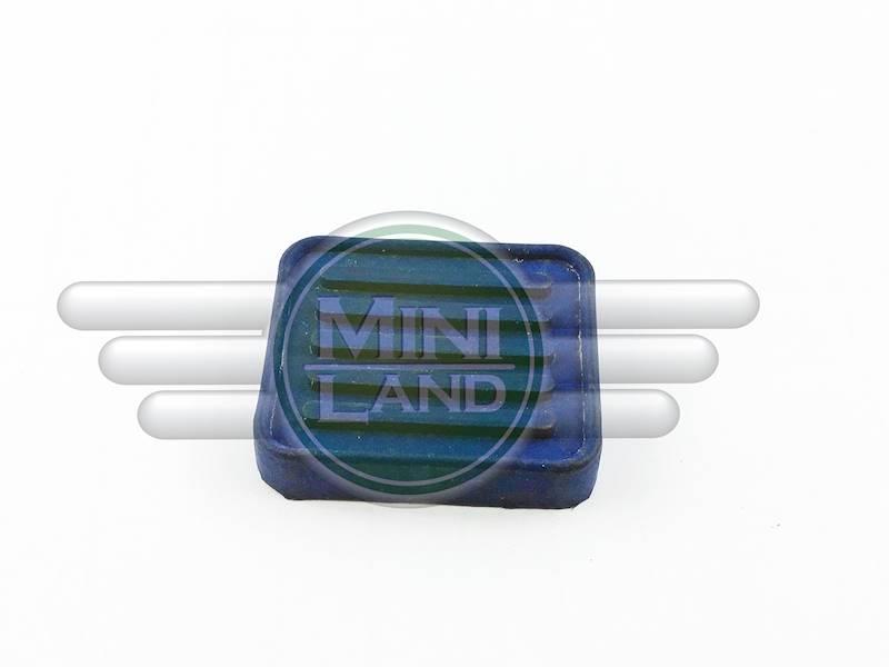 Nakładka pedału - niebieska (1976-1996)