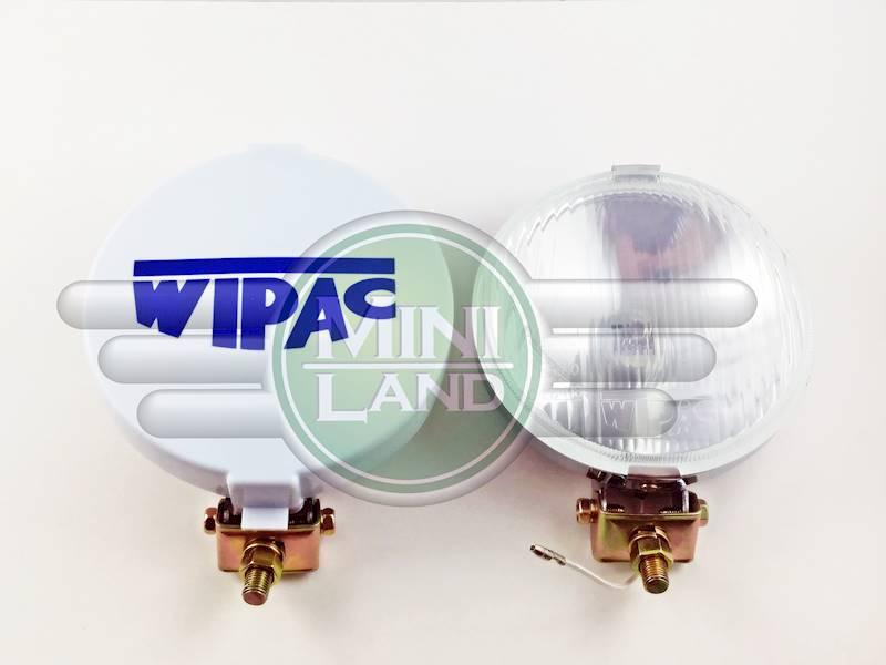 Lampy halogenowe przeciwmgielne - para