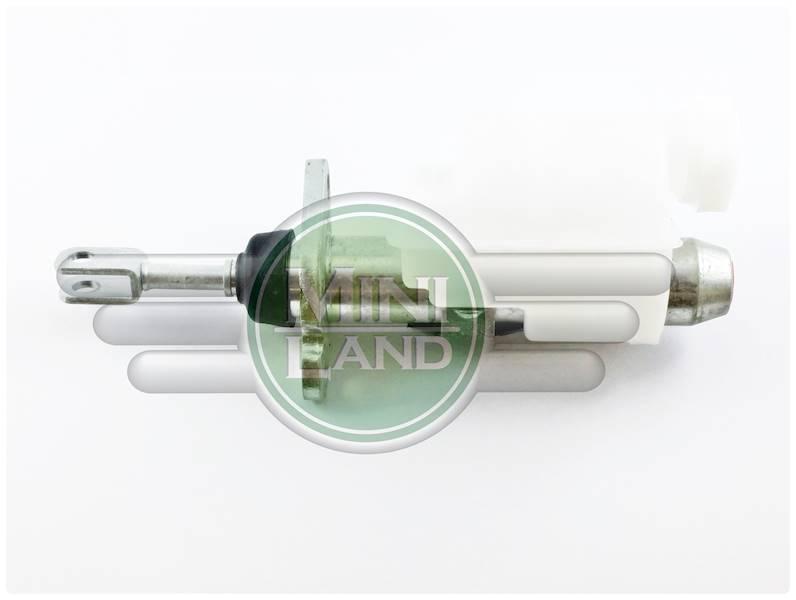 Pompa sprzęgła - nowy typ - plastikowy zbiorniczek