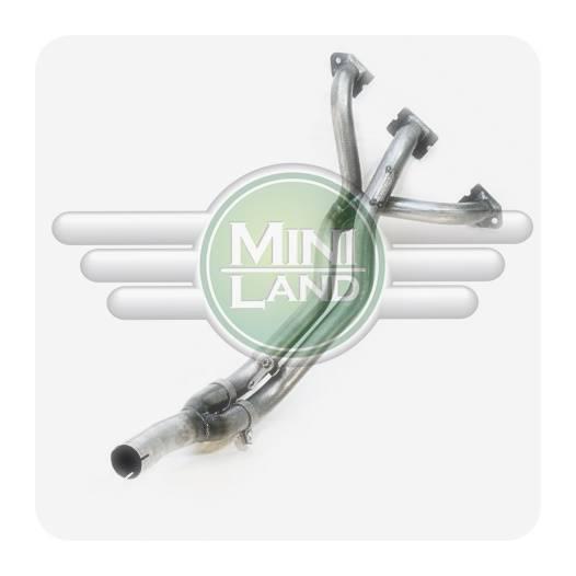 Sportowy kolektor wydechowy LCB - Maniflow