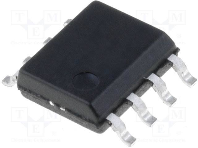 HCPL0501 KANAL-1 Wyj. tranzystorowe Uizol.=2,5kV SO8 SMD TRANSOPTOR