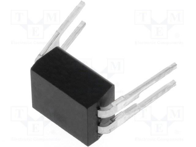 PC123 KANAL-1 Wyj. tranzystorowe Uizol.=5,0kV DIP4 TNT TRANSOPTOR