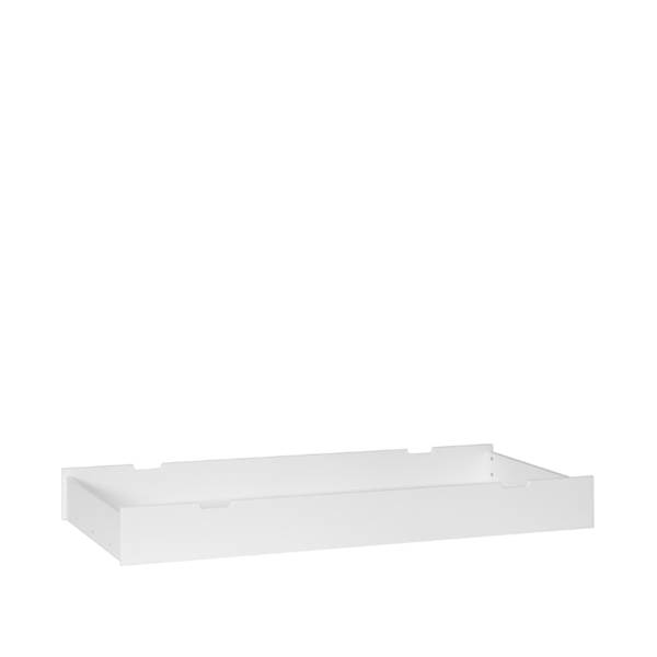 Domek Pinio - Szuflada do łóżek 160x70 cm - kolor biały