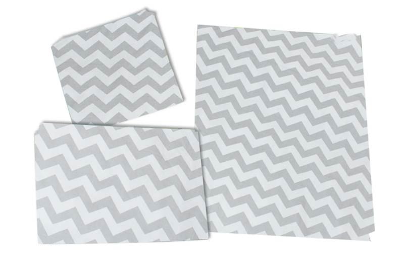 Pościel dziecięca zestaw na łóżko 160x80, 3-elemenowy - Zygzag
