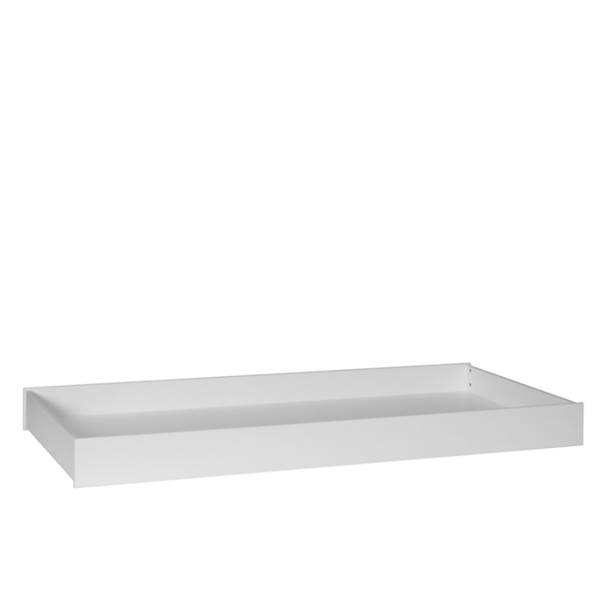 Domek Pinio - Szuflada do łózek 200x90 cm - kolor biały
