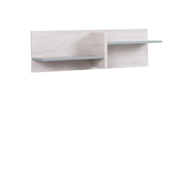 MEMONE - Półka ścienna - Dąb biały