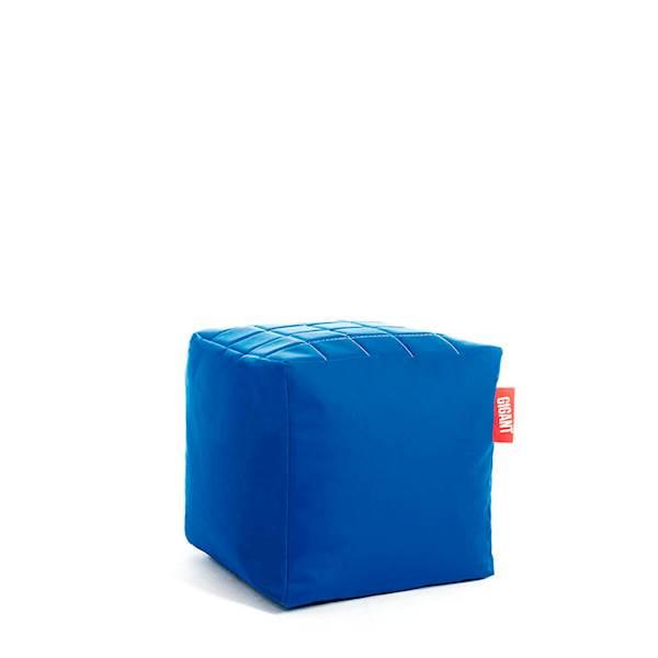 Pufa Kostka (kodura) - Niebieska