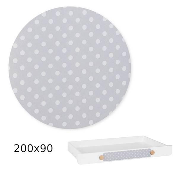 Iga Pinio - Nakładka tapicerowana - szuflada 200x90
