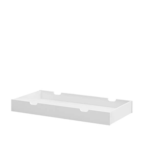 Moon Pinio - Szuflada do łóżeczka 120x60 cm - kolor biały