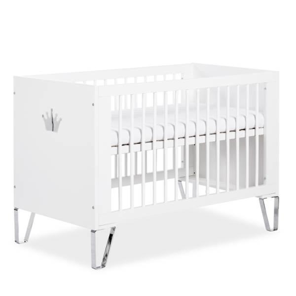 Blanka - Łóżko 120x60 - biały