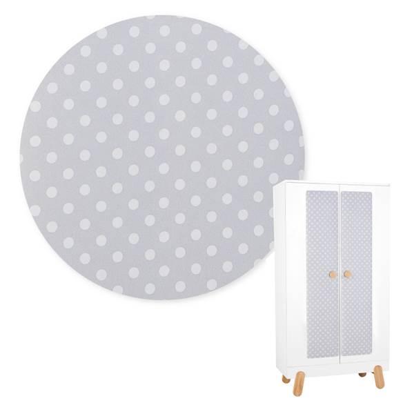 Iga Pinio - Nakładka tapicerowana - szafa 2 drzwiowa