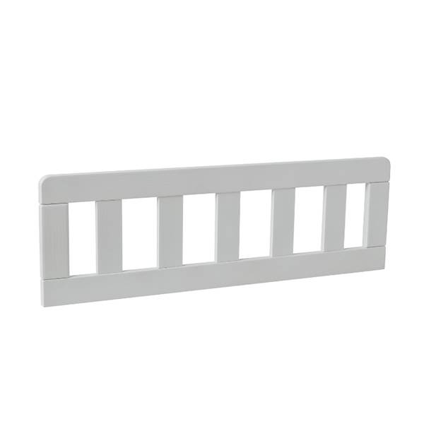 Barierka do łóżka domek 200x90 Pinio - Classic (2 szt.) 80 cm - kolor biały